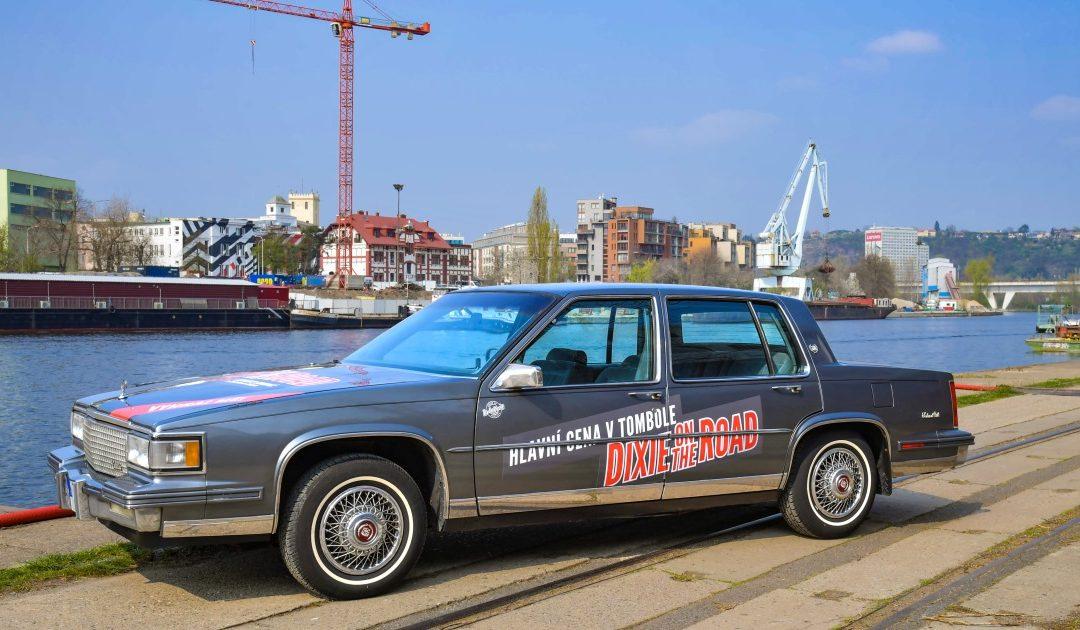 Nesmrtelný Cadillac: Podrobná historie auta, které můžete vyhrát na Dixie On The Road 2019